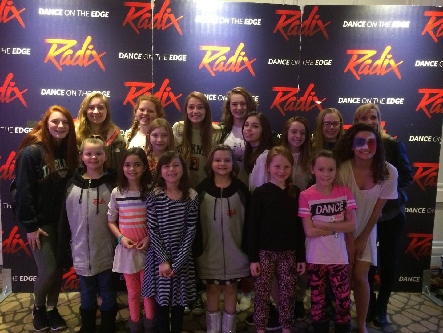 Radix Convention 2017