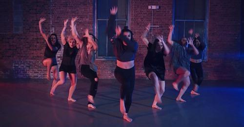 Screenshot of Miss Tara's Concept Video