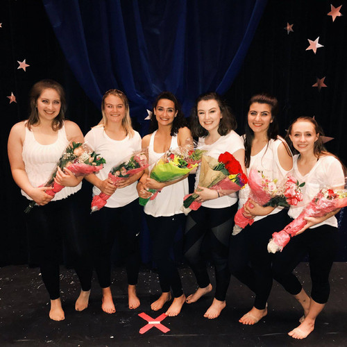 Graduating Seniors Recital 2018