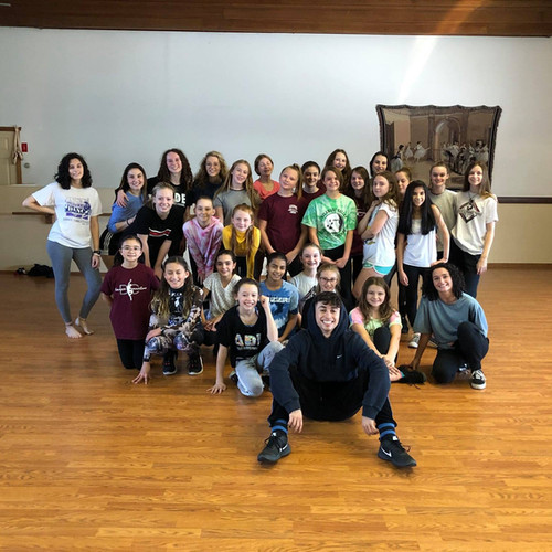 Master Class Fall 2019