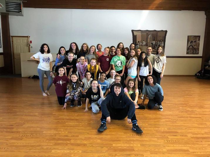 Master Class Fall 2019