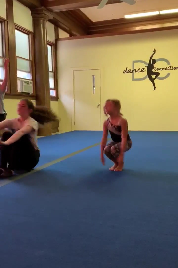 Intermediate Gymnastics