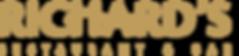 Richards RnB Logo GOLD.png