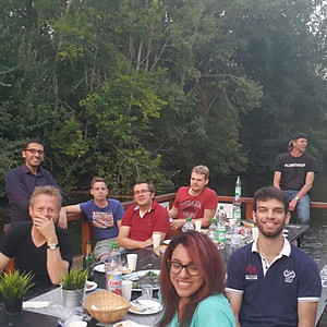 The NanoLab team visit to Institut fur Mikrotechnik, Technische Universität Brau