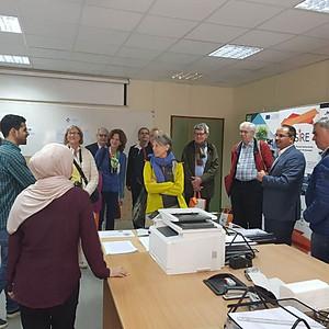 German Jordanian Friendship Association Visit