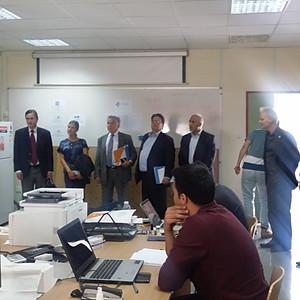 TUM International GmbH visit