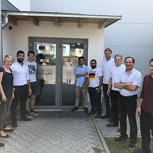Germany 2018- Battery Lab