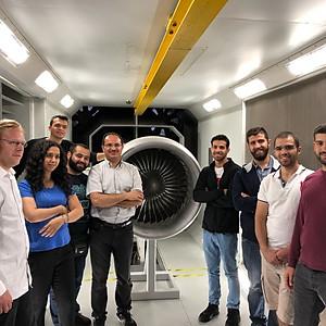 Germany 2018- The Aeronautics Research Center