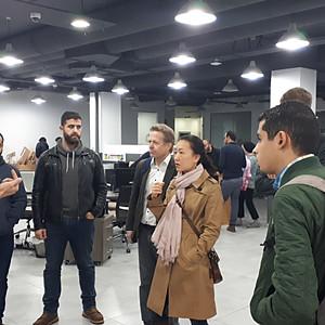 IMT Visit to Fablab Amman