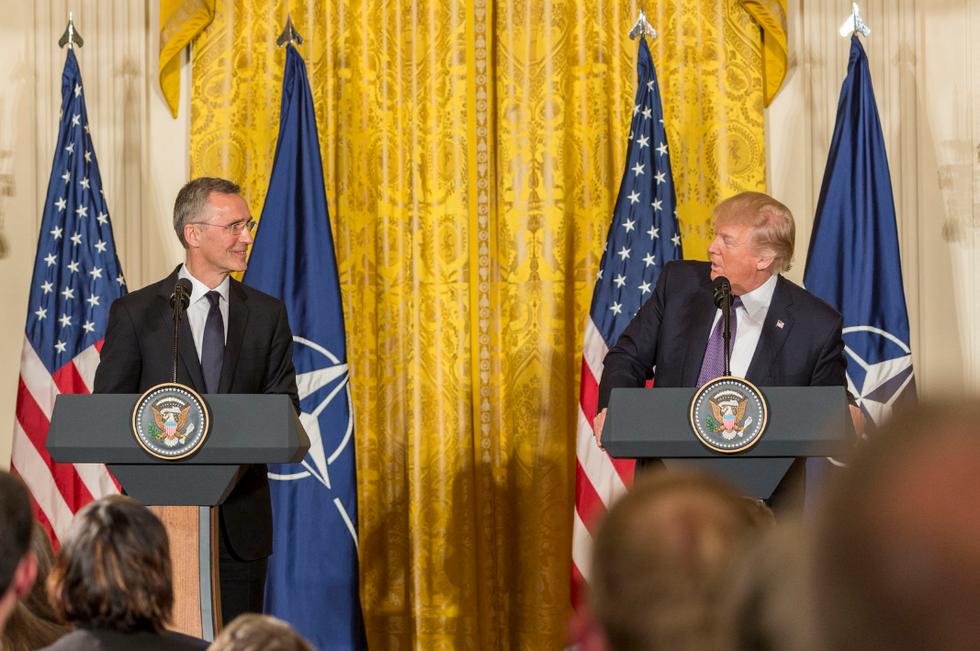 Trump and NATO: A Test of the Transatlantic Alliance