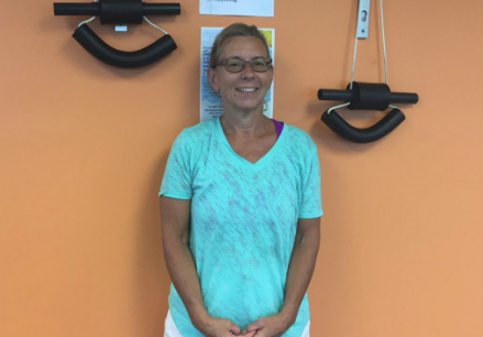 Andrea's Patient of the Month Announcement for September
