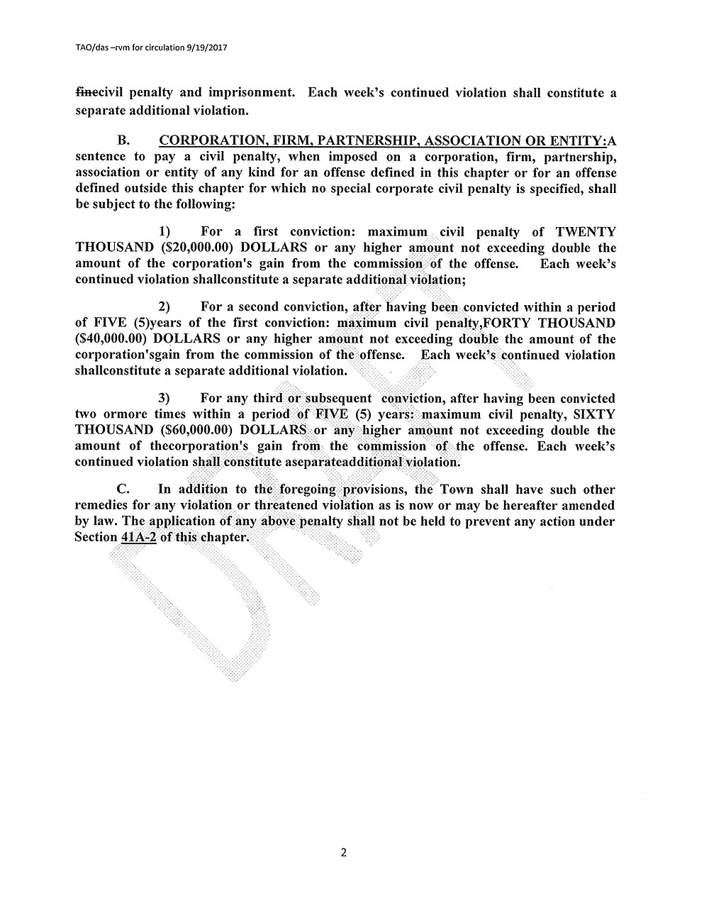 Proposed Law Page 2