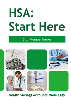 HSA: Start Here Book Cover
