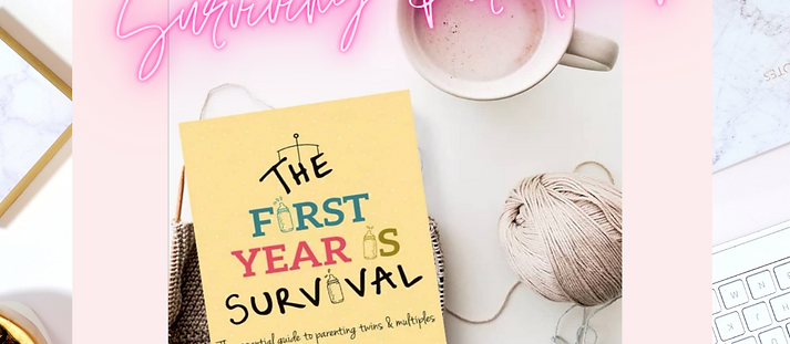 The First Year Is Survival Book