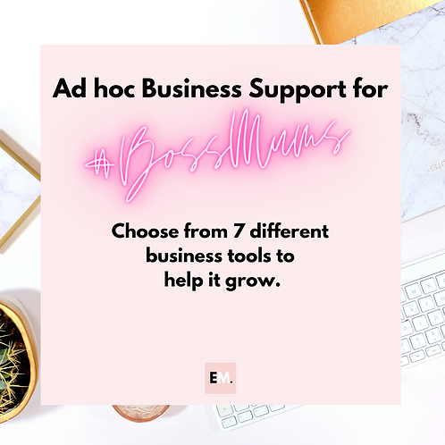 Ad Hoc Business Support