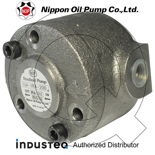 Nippon Oil Pump TOP-1RA-200