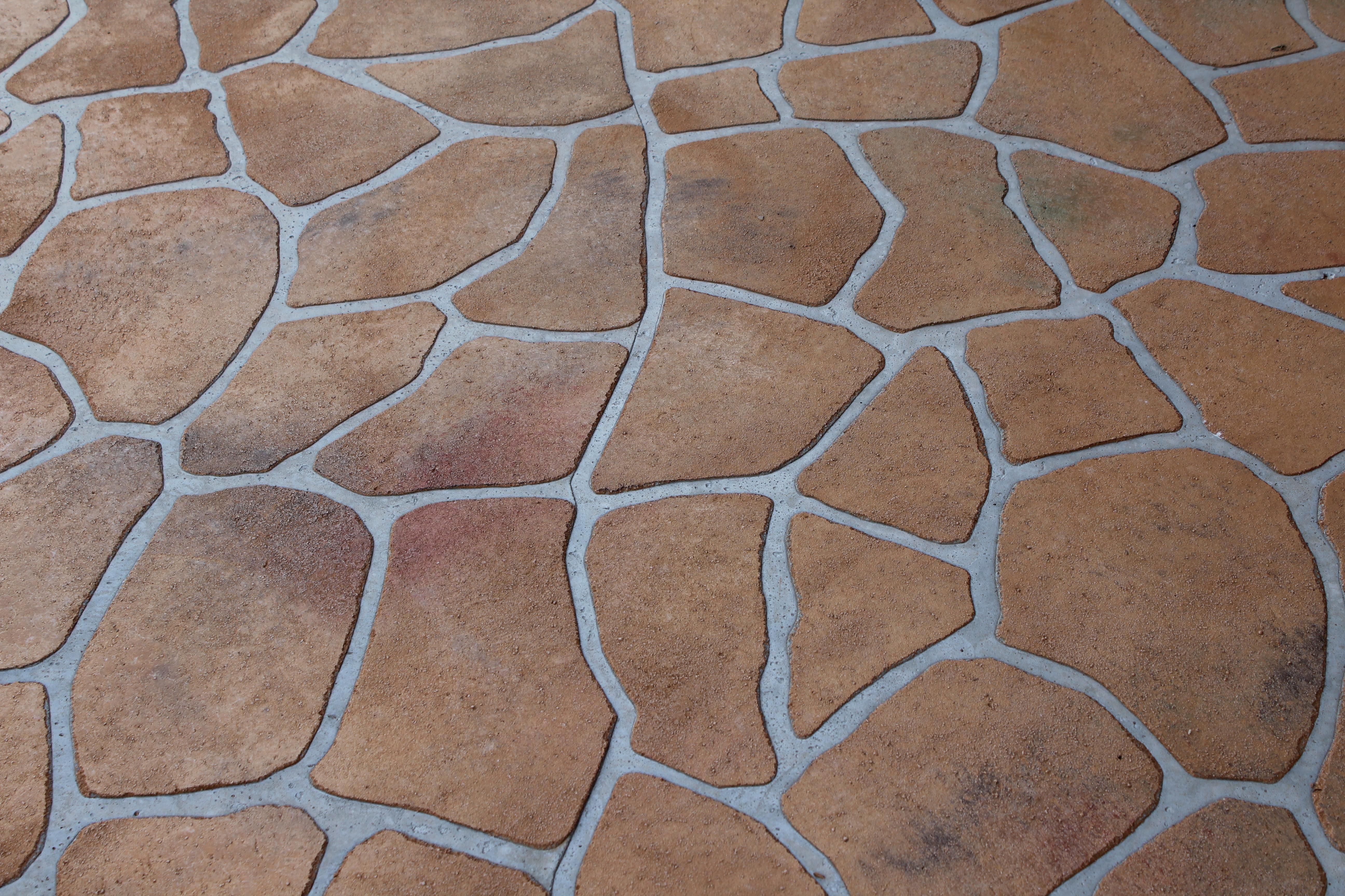 Bush Rock Pattern