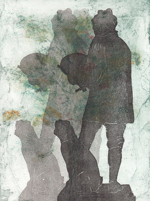 Shadow Statue