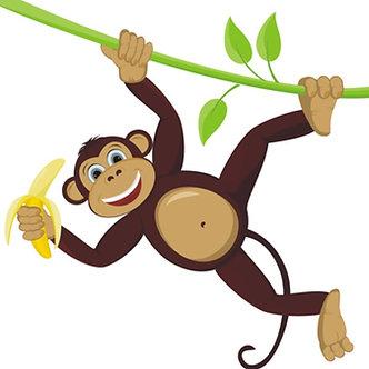 Monkey Farts (Air Freshener)
