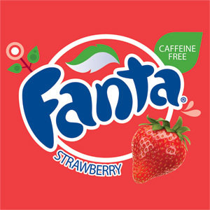 Strawberry Fanta (Air Freshener)