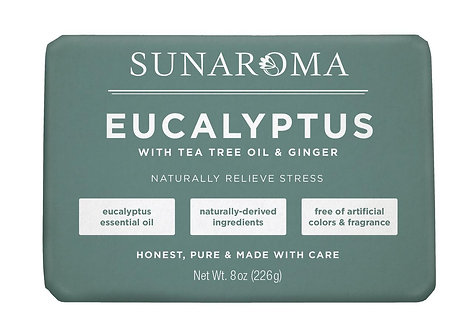 Eucalyptus Body Soap SUN-011