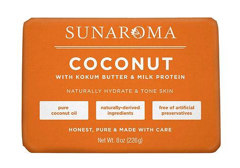 Coconut Body Soap SUN-010