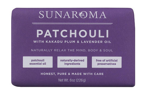 Patchouli Body Soap SUN-008