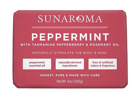Peppermint Body Soap SUN-012