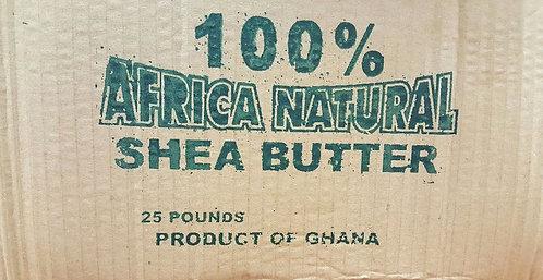 25lb Shea Butter (Block)
