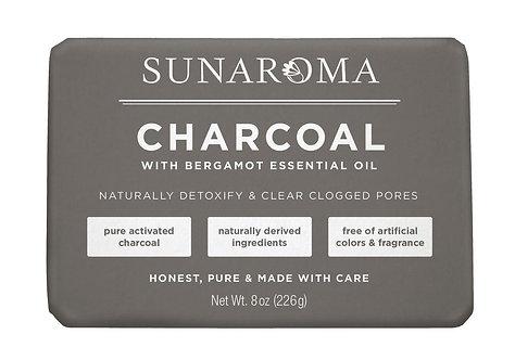 Charcoal Body Soap SUN-007