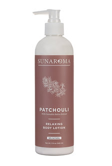 Patchouli Body Lotion SUN-002