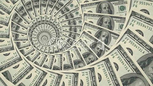 Money on the Street (Air Freshener)