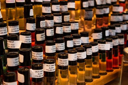 500 Body Oils