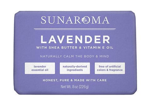 Lavender Body Soap SUN-005