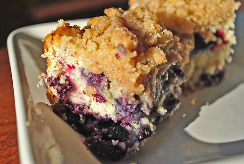 Blueberry Buckle (Air Freshener)