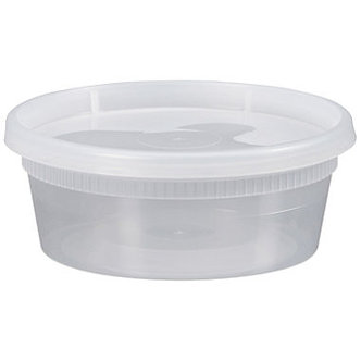 8 OZ CONTAINER (240 CT) Ideal for Shea Butter