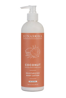 Coconut Body Lotion SUN-001