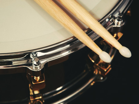 Rudiments 102 : Paradiddle