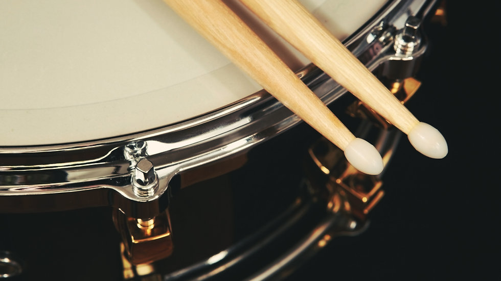 Personal Lessons | Drums