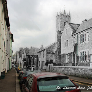 Now & Then St. Lawrence Lane Poss late 1