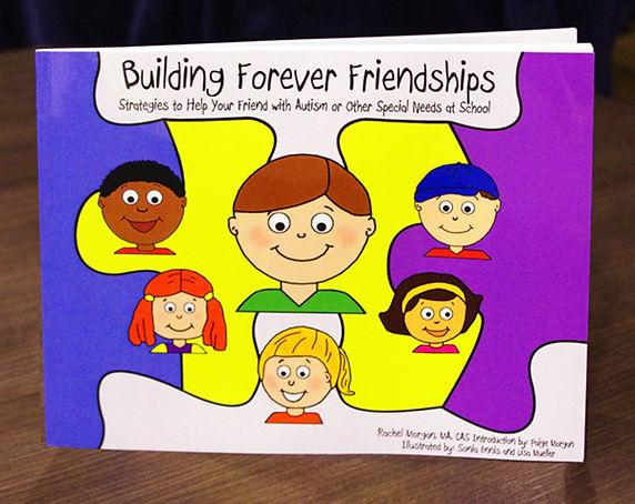 Building Forever Friendships book