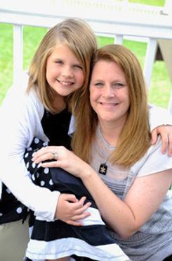 Rachel and Paige Morgan