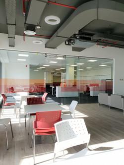 PwC Office Turnkey Design & Build