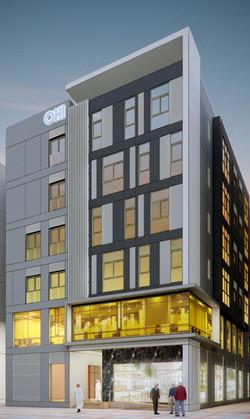 Duqum Commercial Residential Building