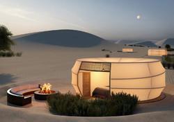 Al Ghaba Desert Pods