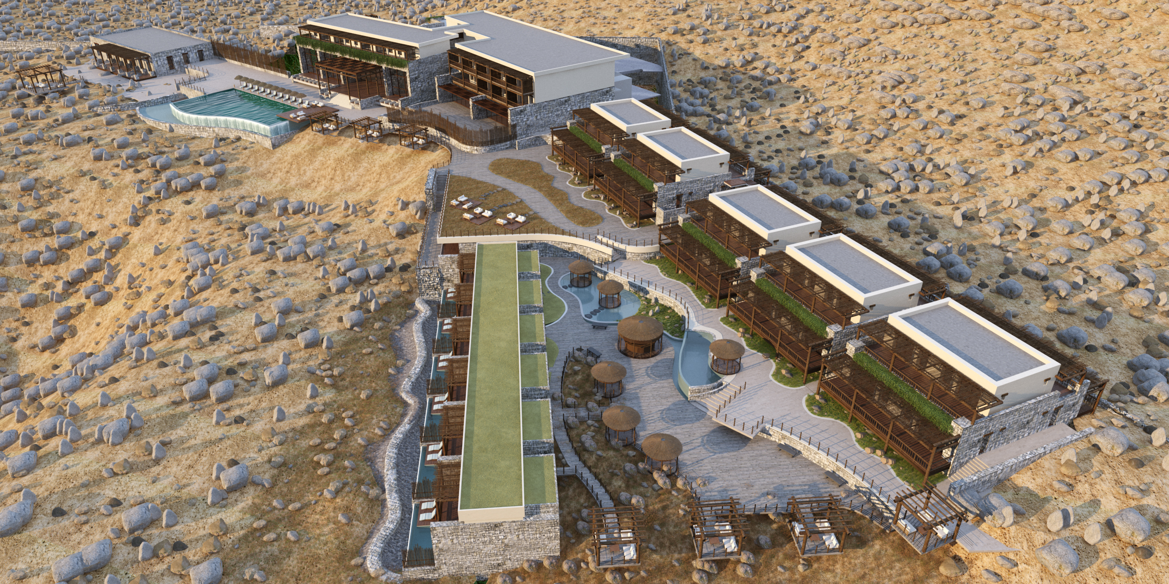 Jabal Akhdar Resort