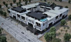 Salalah Commercial Residential Building