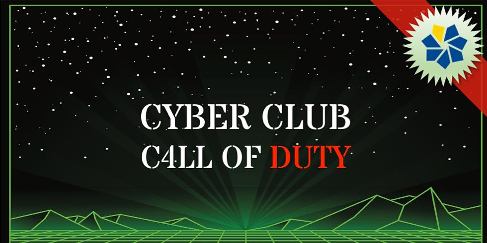 CYBER CLUB C4LL OF DUTY