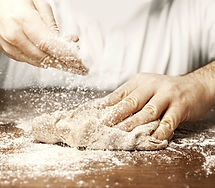preparando Dough