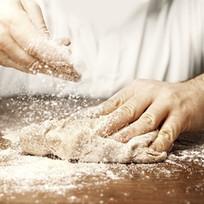 Preparing Dough